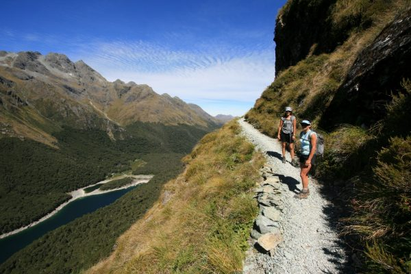 Routeburn Track,Lake Makenzie