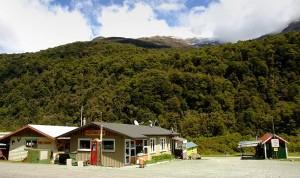 Museum at Gunn's camp - Easyhike