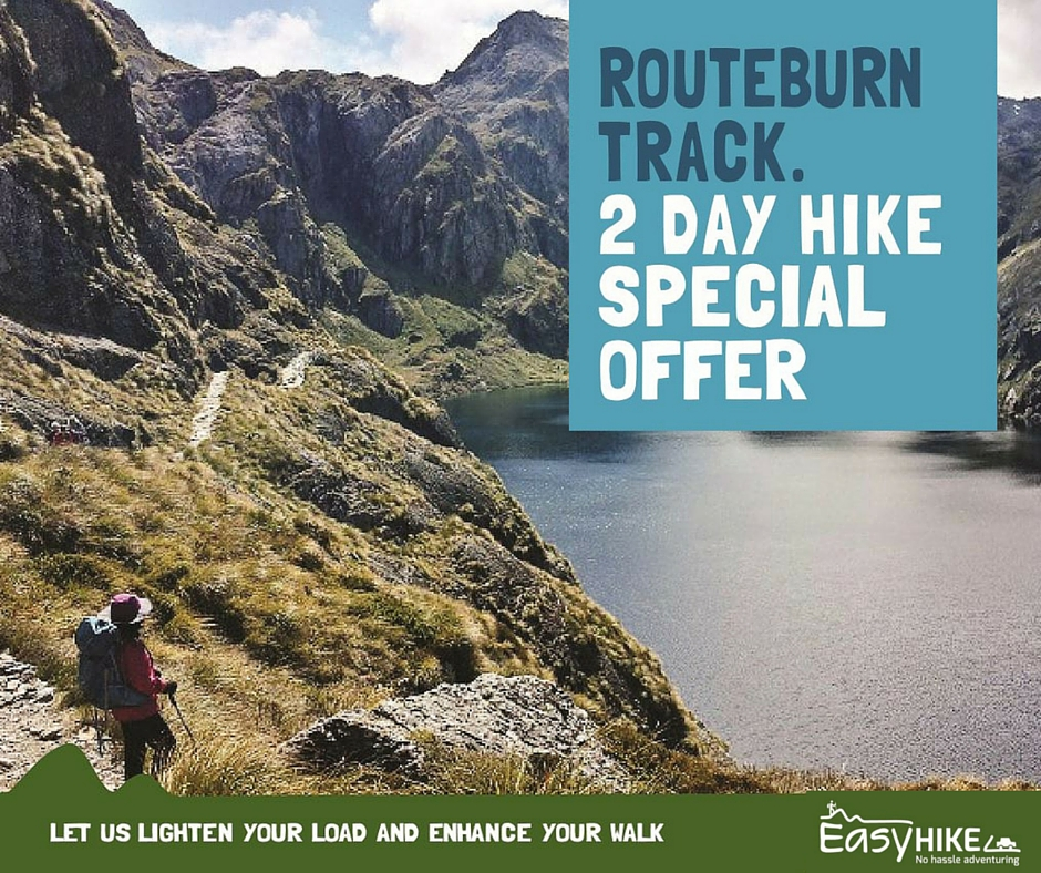 Routeburn Track Special Offer