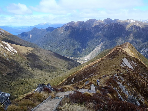 Second Day on the Kepler Track