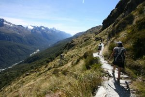 Great Walks - the Routeburn Track Easyhike