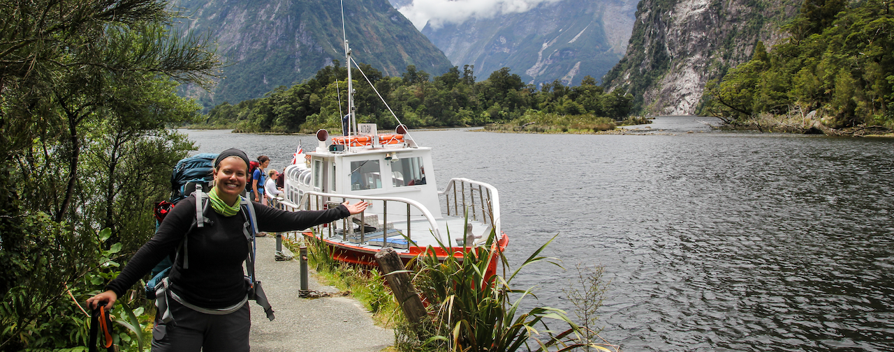 Milford Track Transport