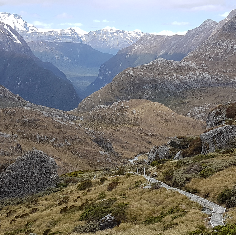 THE LATEST ON FIORDLAND'S GREAT WALKS